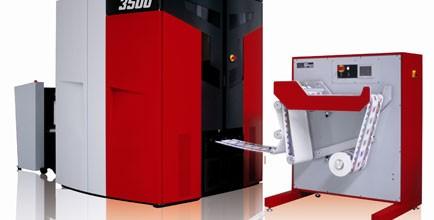 ارايه دستگاه چاپ سه بعدي در نمايشگاه چاپ ديجيتال - چاپ کیمیاچاپ لیبل
