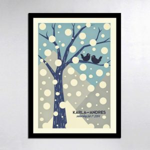 cool-frame-design-ideas-with-black-color-and-cool-poster-frame-design-ideas-also-cool-frame-for-decor-ideas-and-wedding-guestbook-poster-winter-consider-graphics